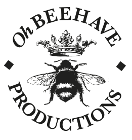 Oh Beehave Productions Logo